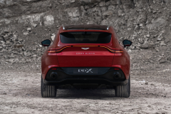 Aston Martin DBX Back2