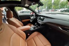 Cadillac XT4 2019 Interior