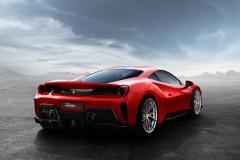 Ferrari 488 Pista 2018 Back2