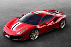 Ferrari 488 Pista 2018 Front2