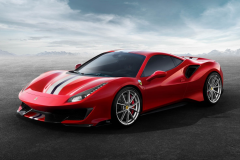 Ferrari 488 Pista 2018 Front3