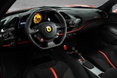 Ferrari 488 Pista 2018 Interior2
