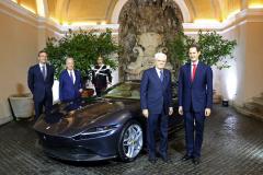 Ferrari Roma Mattarella 3