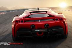 Ferrari-SF90-Stradale-Back2
