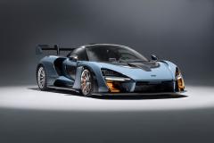 McLaren Senna 2018 Front