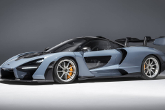 McLaren Senna 2018 Side