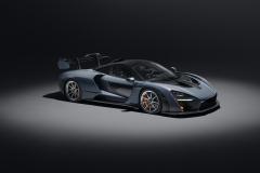 McLaren Senna 2018 Side2