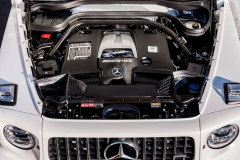 Mercedes-AMG G63 2018 Engine