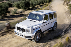 Mercedes-AMG G63 2018 Front2