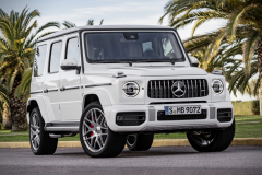 Mercedes-AMG G63 2018 Front4