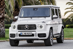 Mercedes-AMG G63 2018 Front8