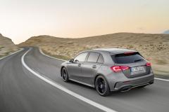 Mercedes Classe A 2018 Back2