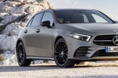 Mercedes Classe A 2018 Front