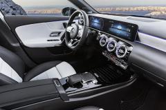 Mercedes Classe A 2018 Interior2