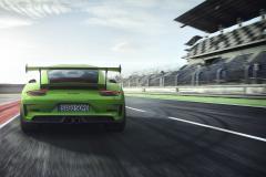 Porsche 911 GT3 RS 2018 Back
