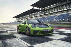 Porsche 911 GT3 RS 2018 Front2