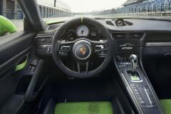 Porsche 911 GT3 RS 2018 Interior