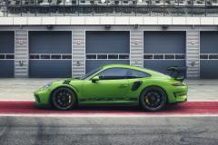 Porsche 911 GT3 RS 2018 Side