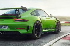 Porsche 911 GT3 RS 2018 Side2