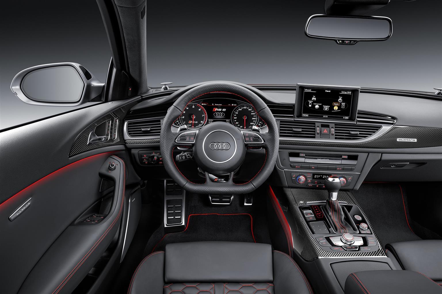 Kelebihan Audi Rs6 2016 Tangguh