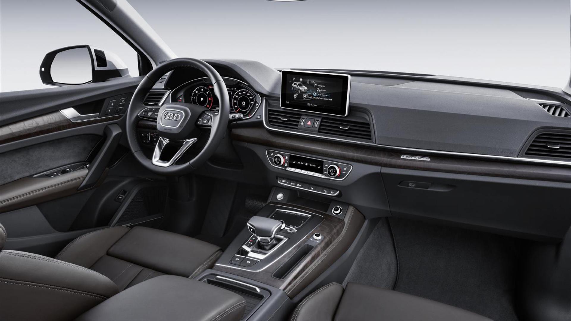 Audi Q5 2017 Interior Areamotori Com