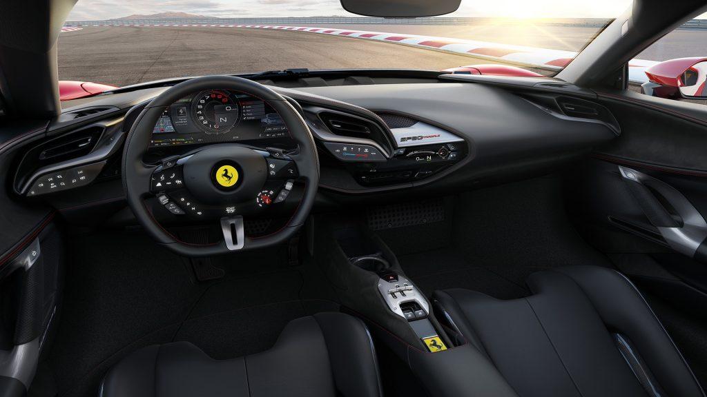 Ferrari SF90 Stradale ibrida